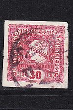 Buy ÖSTERREICH AUSTRIA [1917] MiNr 0216 ( O/used )