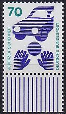 Buy GERMANY BUND [1973] MiNr 0773 URand ( **/mnh ) [01]