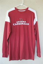 Buy Arizona Cardinals Men's Long Sleeve Medium Shirt Team Apparel Football M