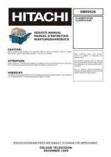 Buy HITACHI SM_00026E Service Info by download #108717