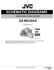 Buy JVC GZ-MG30AG=-=-===-=- Service Manual by download Mauritron #273340
