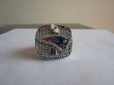 Buy REPLICA 2001 Super bowl XXXVI CHAMPIONSHIP RING New England Patriots MVP BRADY