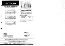 Buy Hitachi VTFX940EUKN Service Manual by download Mauritron #265508