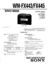 Buy Sony WM-FX443 Mauritron by download Mauritron #229943