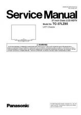 Buy Panasonic tc901_sup7 Service Manual by download Mauritron #269078