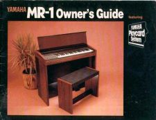 Buy Yamaha MR1E Operating Guide by download Mauritron #248809