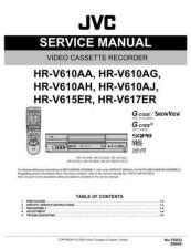 Buy JVC HR-V615ER by download Mauritron #273399
