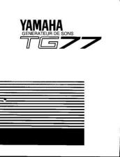 Buy Yamaha TG77F 2 Operating Guide by download Mauritron #250085