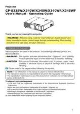 Buy Hitachi CP2125S NO Manual by download Mauritron #224599