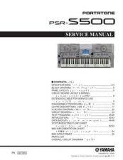 Buy Yamaha PSRR300 IC E Manual by download Mauritron #259139