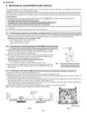 Buy Sharp VLSD20-038 Service Manual by download Mauritron #211340