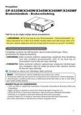 Buy Hitachi CP-S335W FR Manual by download Mauritron #224682