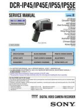 Buy Sony DCR-TRV16 Service Manual by download Mauritron #239716