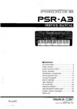 Buy Yamaha PSRB50 PCB3 E Manual by download Mauritron #259094