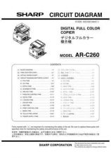 Buy Sharp ARC260-260M PG GB(1) Service Manual by download Mauritron #208193