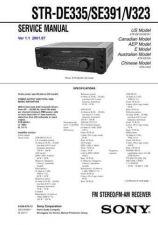 Buy Sony STR-DE597PK6800P Service Manual. by download Mauritron #245102