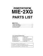 Buy Yamaha MG8 PL Manual by download Mauritron #257817