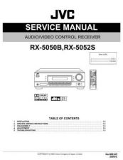 Buy JVC RX-5050B by download Mauritron #272236
