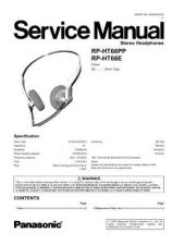 Buy Panasonic rq_v206_p_pc Service Manual by download Mauritron #268500