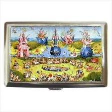 Buy Garden Of Earthly Delights Bosch Art Cigarette Money Card Case