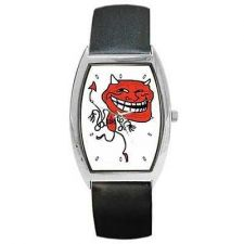Buy Troll Devil Internet Meme Comic New Round Wrist Watch