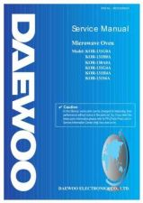 Buy Daewoo R131GH0A01(r) Manual by download Mauritron #226343