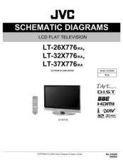 Buy JVC LT-32X776-KA Service Manual. On by download Mauritron #271836