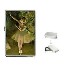 Buy Ballet Class Ballerina Edgar Degas Art Cigarette Flip Top Lighter