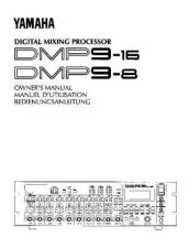 Buy Yamaha DMP9E 1 Operating Guide by download Mauritron #247536