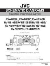 Buy JVC RV-NB10BB[2] Service Manual by download Mauritron #272198