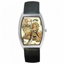 Buy King Henry VIII of England on Horseback Art Wrist Watch