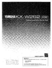 Buy Yamaha KX88F Operating Guide by download Mauritron #248295