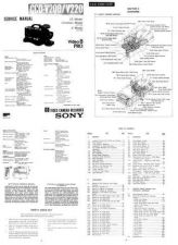 Buy Sony ccd-v200e Service Manual by download Mauritron #244119