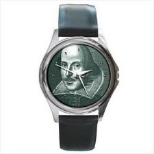 Buy William Shakespeare Unisex Actor Theater Art Watch NEW