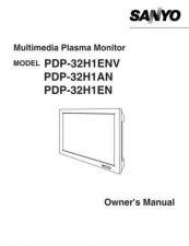 Buy Fisher PDP-32H1ENV AN EN Manual by download Mauritron #216098