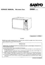 Buy Fisher EM-S3550 Service Manual by download Mauritron #215822