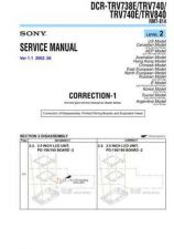 Buy Sony D-F180ANF181F400F411F415 Service Manual by download Mauritron #240025