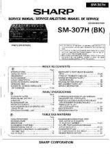 Buy JVC SM307H SM GB-DE-FR(1) SERVICE MANUAL by download Mauritron #220656