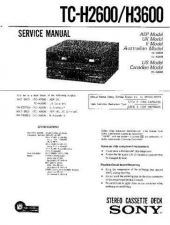 Buy Sony TCD-D3 Service Manual. by download Mauritron #245353