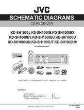 Buy JVC KD-SH1000EX Service Manual. On by download Mauritron #271577