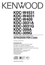 Buy Kenwood KDC-309G Operating Guide by download Mauritron #221642