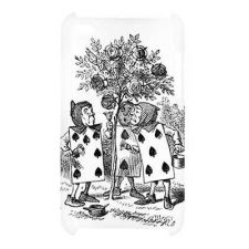Buy Alice In Wonderland Cards Painting Roses Ipod Touch 4th Generation Hard Case