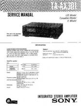 Buy Sony TA-AX-301 Service Manual by download Mauritron #233338