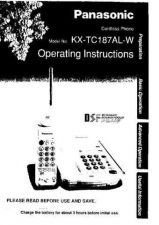 Buy Panasonic KXTC2100NZ m Operating Instruction Book by download Mauritron #23607