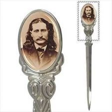 Buy Wild Bill Hickok Western Folk Hero Mail Letter Opener