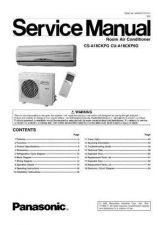 Buy Panasonic MAC0507004C1 Service Manual by download Mauritron #267575