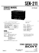 Buy Sony CFS-W305L Service Manual by download Mauritron #238967