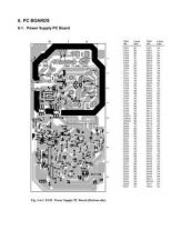 Buy Fisher SD110E pcb layouts 3 Manual by download Mauritron #216768