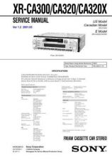 Buy Sony XR-C8200 Service Manual. by download Mauritron #246215