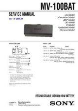 Buy Sony MSP69SL-MSP69SR Service Manual. by download Mauritron #242962